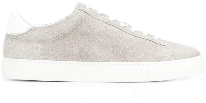 Dondup classic lace-up sneakers