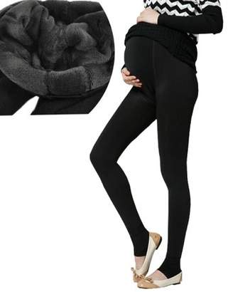 Its All Goods Lined Maternity Leggings