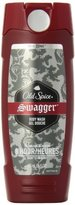 Old Spice Body Wash Red Zone, Swagger, 16-Ounce Bottle (Pack of 2)