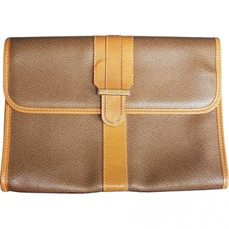 Lancel Other Leather Clutch bags
