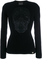 Philipp Plein Ruth jumper - women - Polyester/Viscose - S