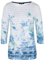 Olsen Floral Cotton Top