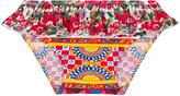 Dolce & Gabbana Printed swim pants Maiolica