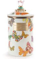 Mackenzie Childs MacKenzie-Childs Large Butterfly Garden Canister