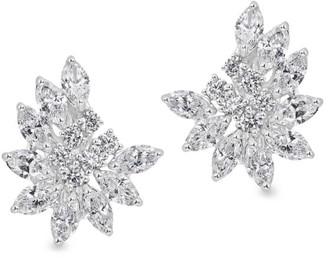 Zydo Luminal 18K White Gold & Diamond Earrings