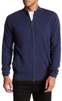Peter Millar Cashmere Double Zip Jacket