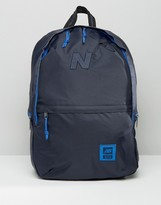 New Balance 410 Backpack In Blue
