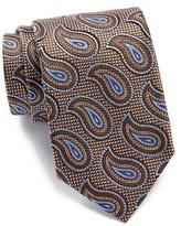 John W. Nordstrom Ferrante Pine Silk Tie