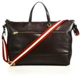 Bally Novo Leather Weekender Bag