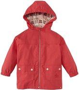 Little Green Radicals Fisherman Jacket (Toddler/Kid) - Rose Pink-2 Years