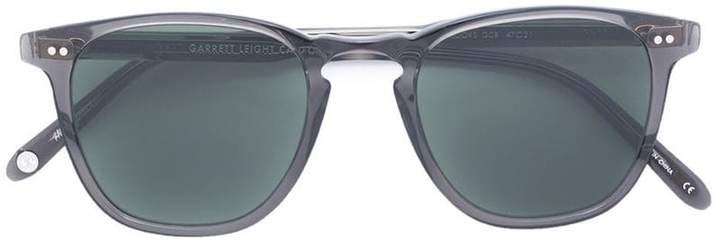 Garrett Leight square shaped sunglasses