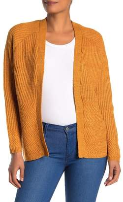 FRNCH Long Sleeve Cardigan Sweater