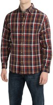 Woolrich Red Creek Cotton Shirt - Long Sleeve (For Men)