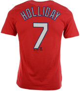 Majestic Kids' Short-Sleeve Matt Holliday St. Louis Cardinals Player T-Shirt