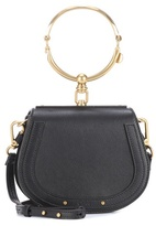 Chloé Small Nile leather bracelet crossbody bag