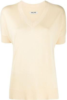Max & Moi v-neck T-shirt