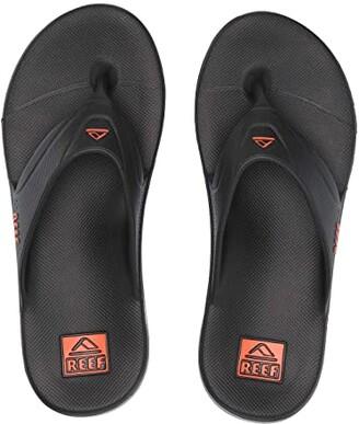Reef One (Grey/Orange) Men's Sandals