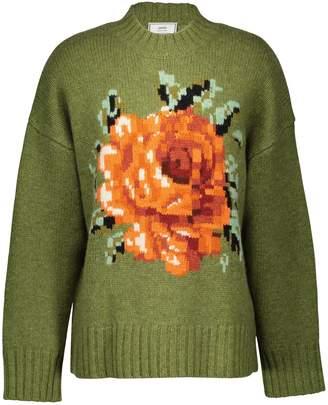Ami Floral jumper