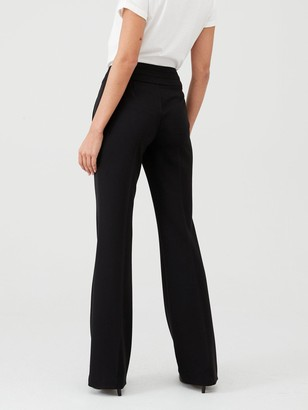 Very Petite The Bootcut Trouser - Black