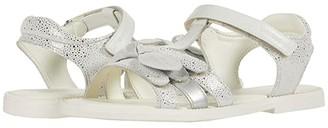 Geox Kids Sandal Karly 41 (Big Kid) (White) Girl's Shoes