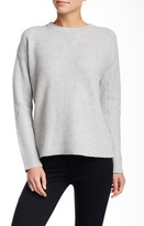 Vince Crew Neck Wool Blend Sweater