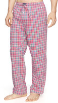 Ralph Lauren Plaid Cotton Sleep Pant