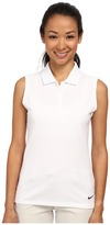 Nike Victory Sleeveless Polo