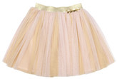 Rock Your Kid Stay Gold Tulle Skirt