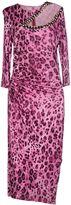 Blumarine 3/4 length dresses