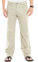 The North Face Relaxed Straight Fit Flat-Front Motion Pants