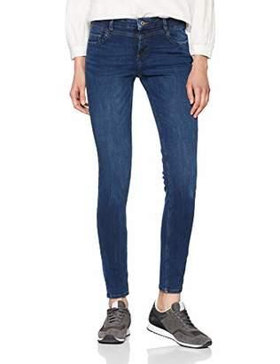 Esprit edc by Women's 108cc1b016 Skinny Jeans, (Blue Medium Wash 902), W28/L32 (Size: 28/32)