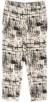 J Brand Cropped Printed Pants