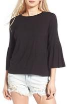 Leith Women's Ruffle Sleeve Blouse