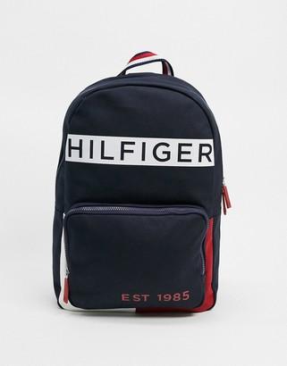 Tommy Hilfiger canvas backpack