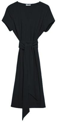 Marville Road - Black Alma Dress - 34