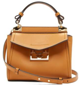 Givenchy Mystic Mini Leather Shoulder Bag - Womens - Tan