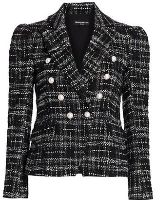 Generation Love Kelcye Tweed Blazer