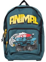 Animal Teal Sidekick Truck Backpack