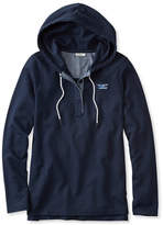 L.L. Bean Soft Cotton Rugby, Hoodie Pullover