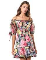 Keepsake The Label Women's Runaway Off The Shoulder Fit & Flare Mini Dress