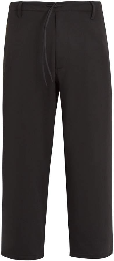 Y-3 X James Harden wide-leg drawstring trousers