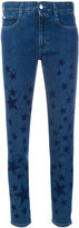 Stella McCartney skinny Kick Star jeans - women - Cotton/Spandex/Elastane - 24