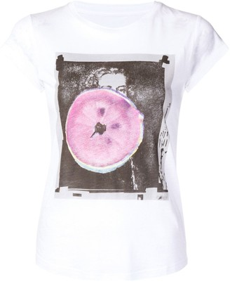 Zadig & Voltaire graphic print T-shirt