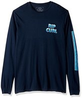 Rip Curl Men's Wettie Sessions Hrtg Long Sleeve Shirt