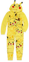 Pokemon Pikachu Union Suit - Boys