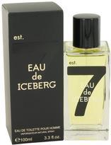 Iceberg Eau De by Eau De Toilette Spray for Men (3.3 oz)