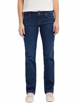 Mustang Women's Girls Oregon Straight Leg Straight Jeans