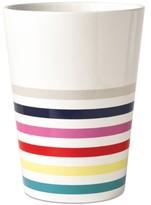 Kate Spade Candy Stripe Wastebasket