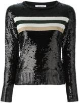 Aviu sequin embellished jumper - women - Polyamide/Polyester/Spandex/Elastane - 42