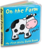 Bed Bath & Beyond On the Farm in My First Noisy Bath Book